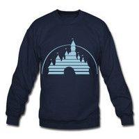 Want Me Adult Crewneck Sweatshirt White Castle