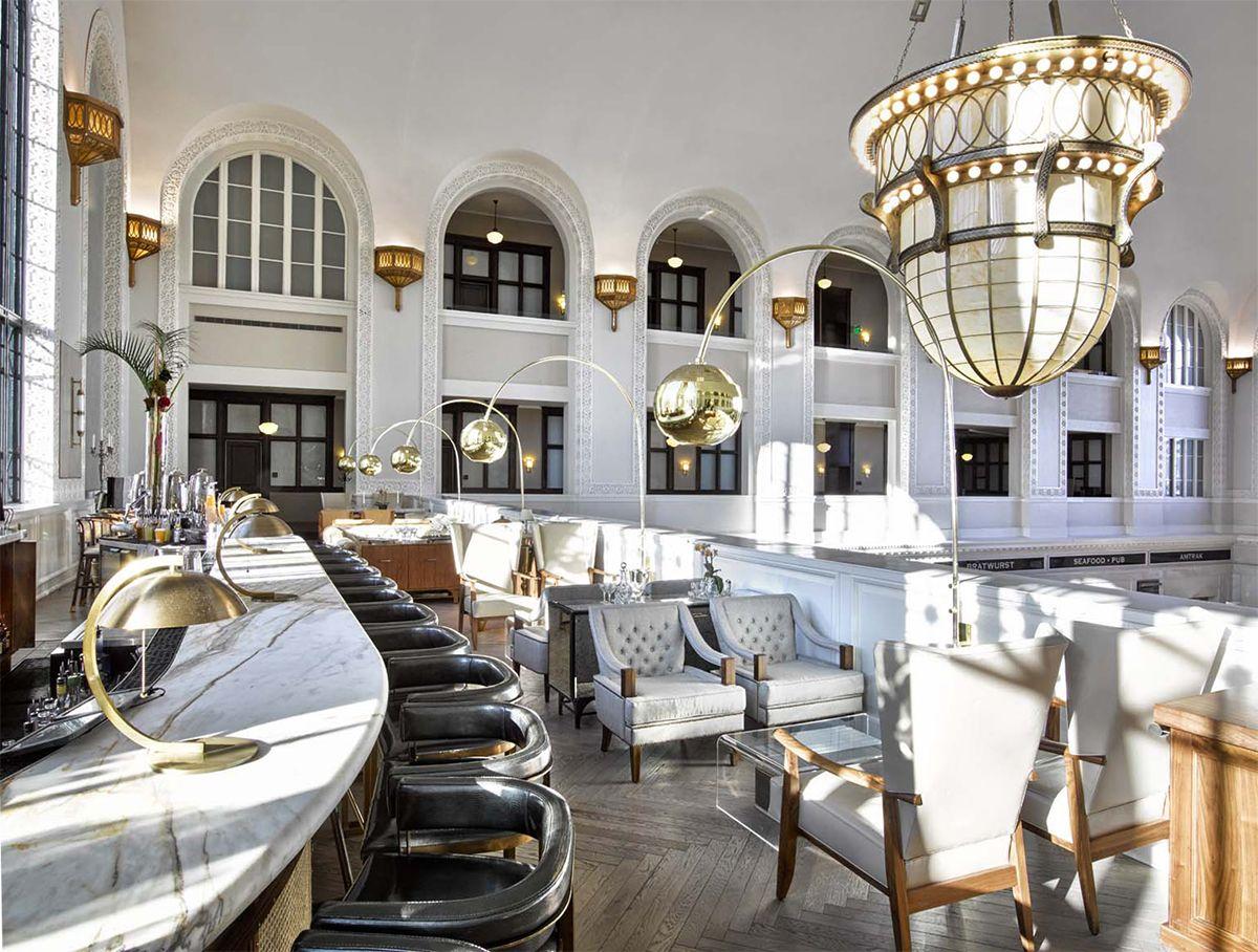 To The Next 100 Years Avroko Restores Denver Union Station Union Station Denver Design Restaurant Design