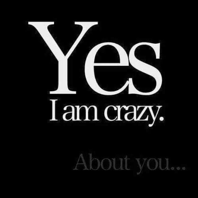 Crazy. ..