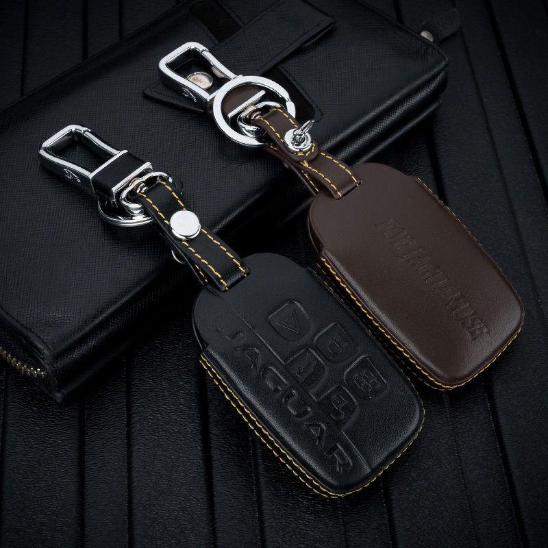 Jaguar iPhone 4 Leather Case Key Holder Business Card Holder