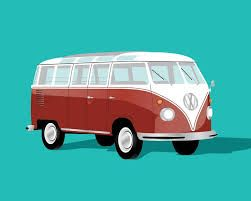 Αποτέλεσμα εικόνας για art wv 60s cars
