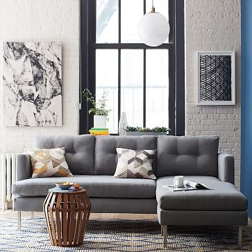 Build Your Own Crosby Mid Century Sectional Pieces In 2020