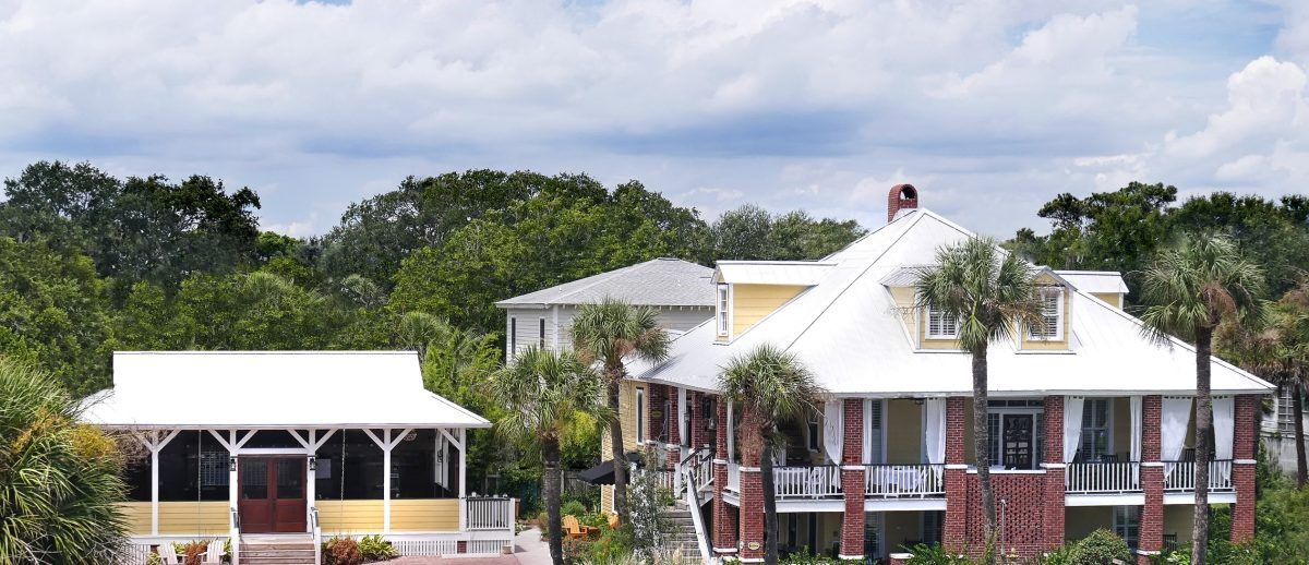 A day at the Beachview Bed and Breakfast Tybee Island
