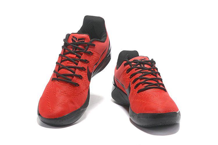 uk availability ef68b 07ace Discount Nike Kobe A.D. Hyper Crimson Black 2017 Bball Shoes