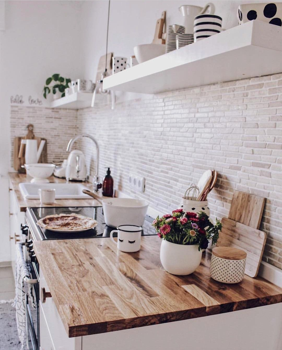 Elegant Idee Deco Cuisine Cocooning