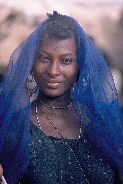 jeune femme Peul au Niger My Roots People of the world
