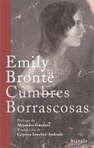 Portada Del Libro Emily Bronte Cumbres Borrascosas Cumbres Borrascosas Libros Para Leer Libros De Verano