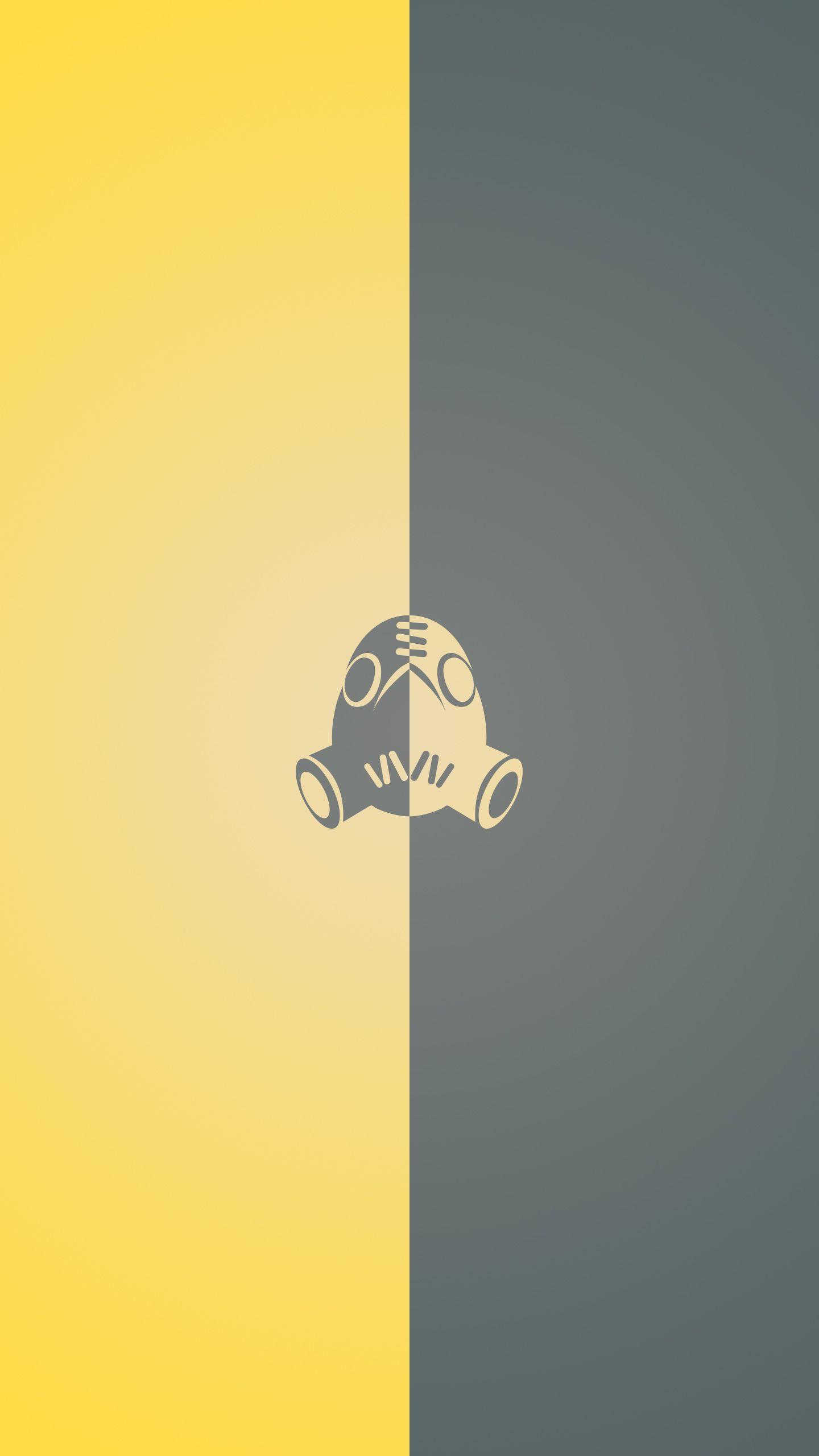 Overwatch - Roadhog Wallpaper for V20 | Overwatch | Pinterest ...