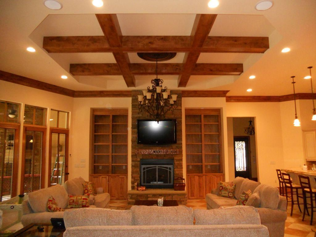 25 Best Wood Ceiling Ideas To Add Charm To Your