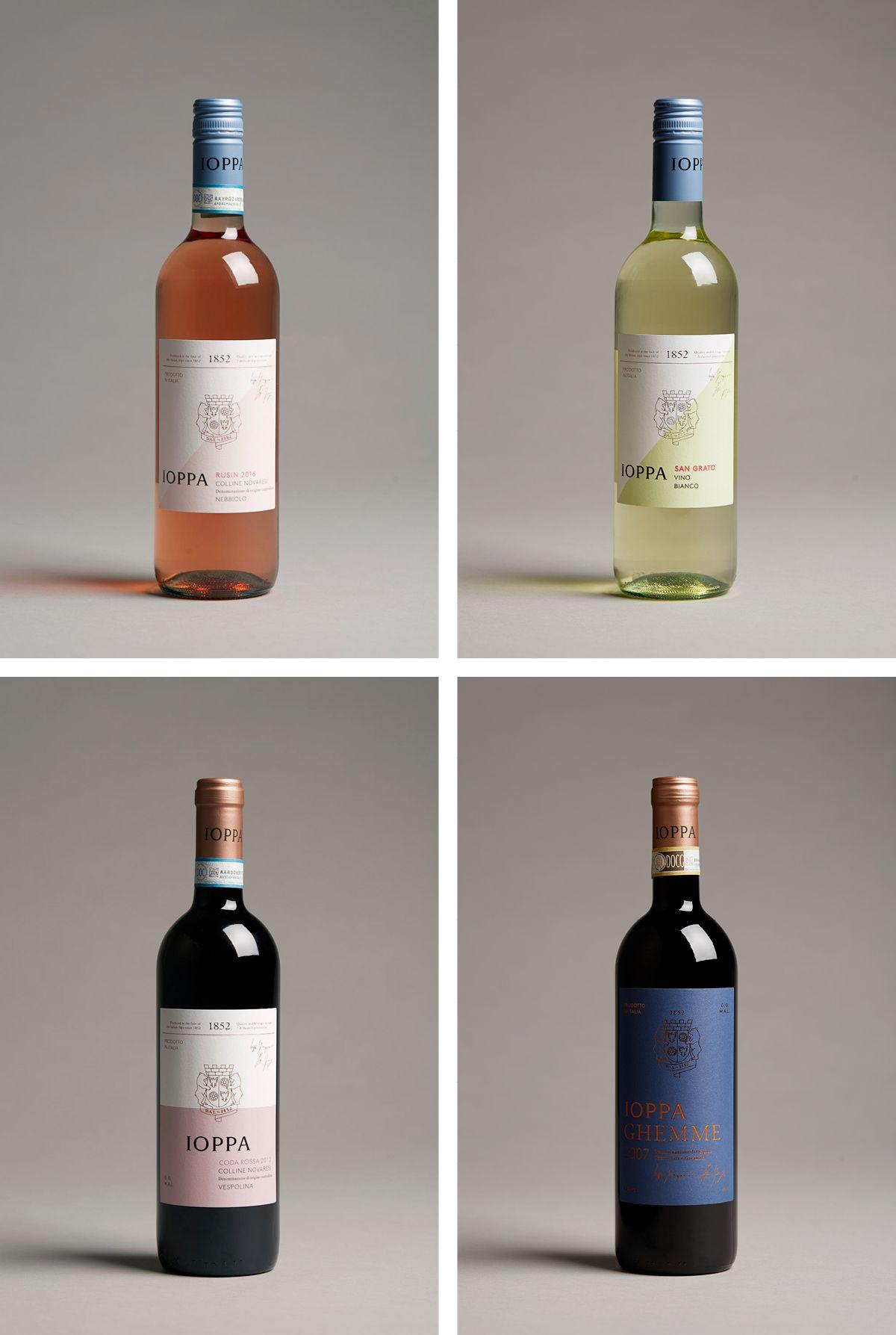 https://www.behance.net/gallery/53935401/IOPPA-by-WORK?tracking_source=curated_galleries_list    Wine bottle design, Wine, Bottle design
