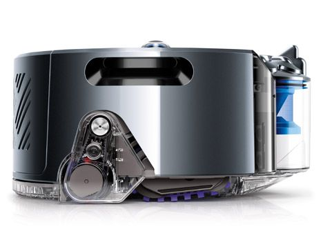 Dyson 360 Eye Is Probably Going To Be The First Robot Vacuum To Actually Work Dyson Robot Vacuum Robot Vacuum Dyson 360 Eye