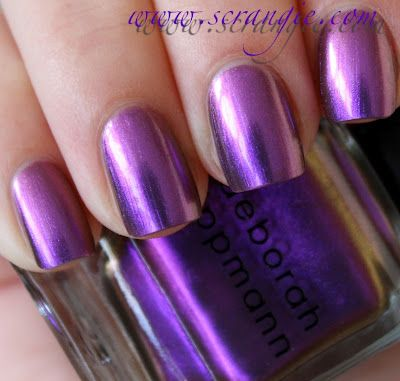 Deborah Lippmann Private Dancer via scrangie