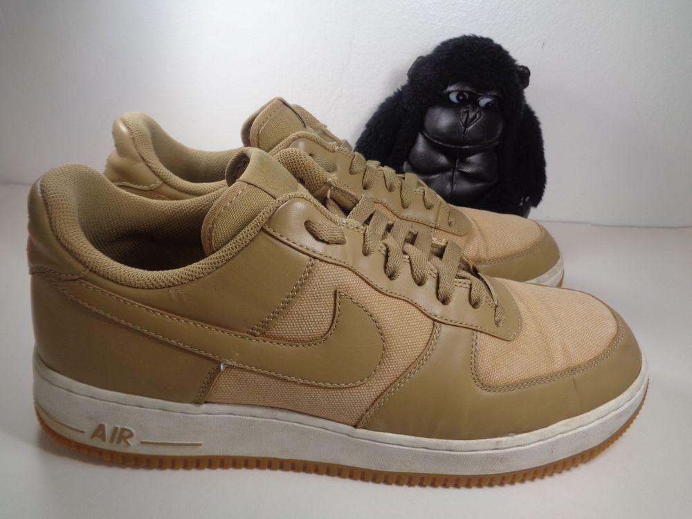 separation shoes e85a5 65c85 Nike Air Force 1 High  07 315121-048 Dark Stucco Mens Basketball Shoes    eBay