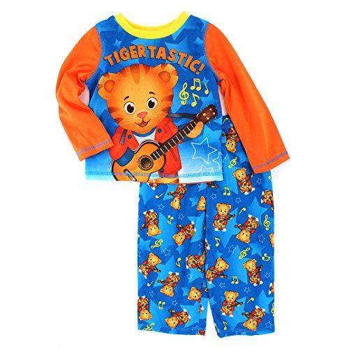 Daniel Tiger Toddler Poly Pajamas (3T 66920a600