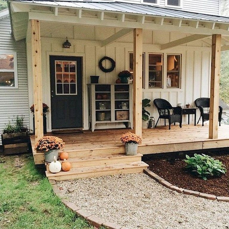 Photo of 28+ Beautiful Farmhouse Backyard Ideas Landscaping On A Budget