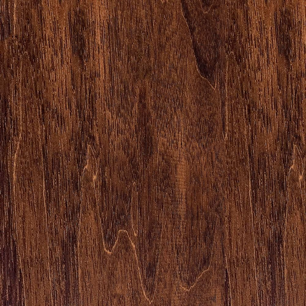 Hand Scraped Moroccan Walnut (Brown) 1/2 in. T x 4-3/4 in. W x 47-1/4 in. L Engineered Hardwood Flooring (24.94 sq. ft. / case)