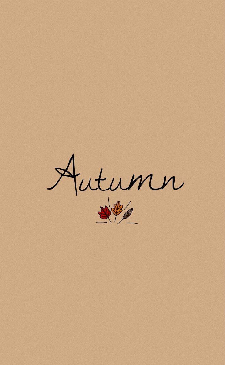 Handy Hintergrundbilder Herbst