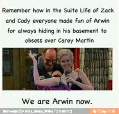 We are arwin.