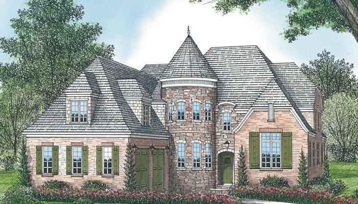 Charming House · House Plans | Designer Favorites | Living Concepts ...
