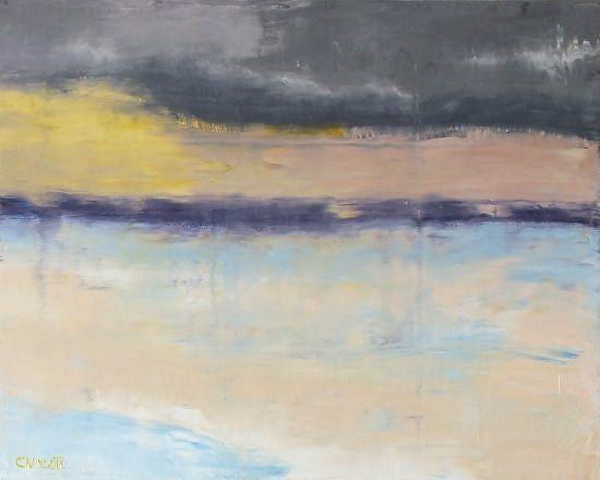 Ocean 23 by Marino Chanlatte Oil ~ 24 x 30