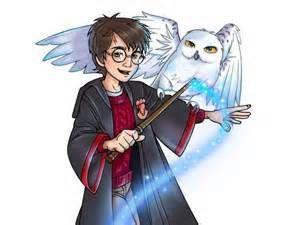 Imprimer Le Dessin En Couleurs Personnages Celebres Harry