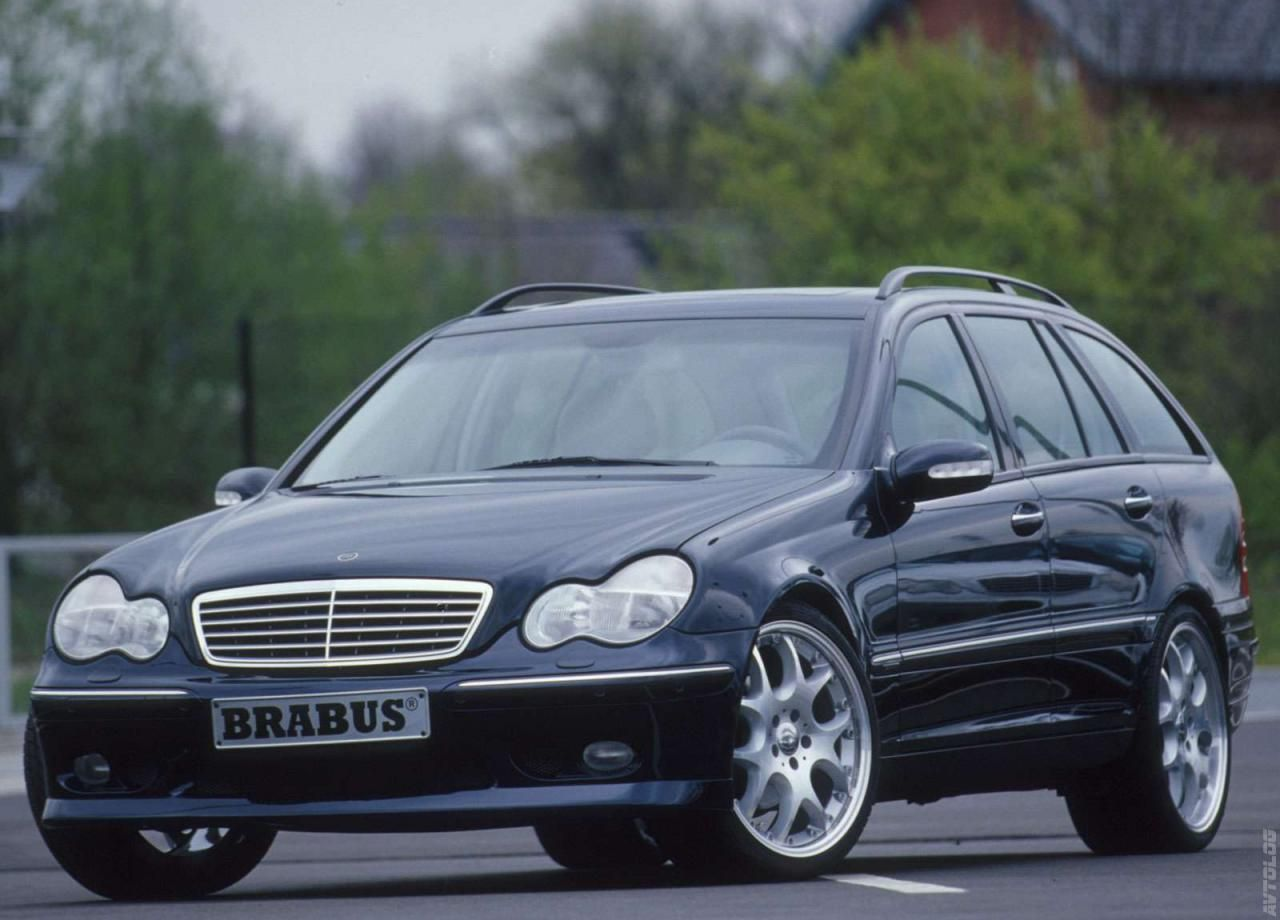 2004 brabus mercedes benz c class wagon brabus pinterest mercedes benz benz and cars. Black Bedroom Furniture Sets. Home Design Ideas