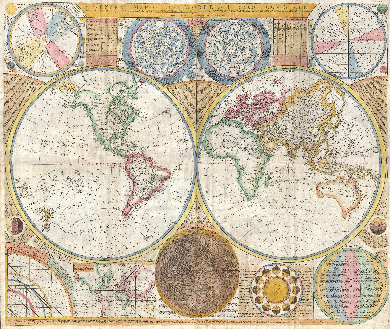 Fein Alte Weltkarte Gerahmte Bilder Fotos - Rahmen Ideen ...