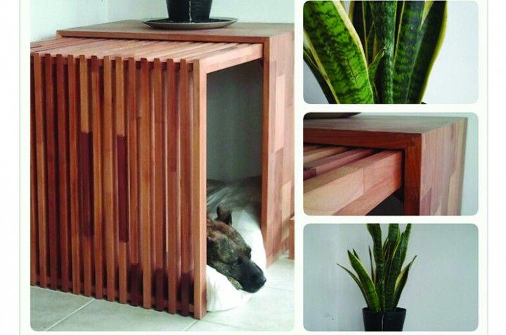 Pin By Design2pet On Designer Hundemobel Indoor Dog House Dog