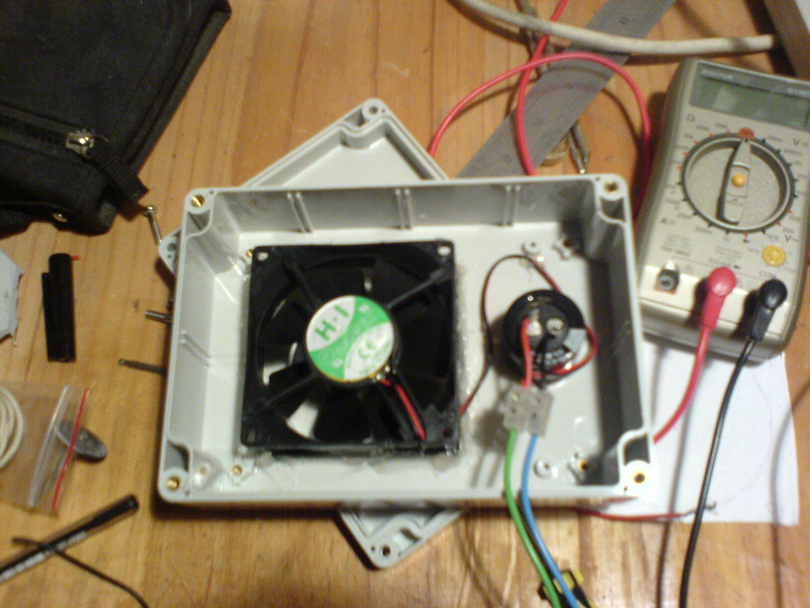 Solar powered attic fan review - Solar Power Cooling Fan Customer Reviews Batteryless Solar Fan Circuit