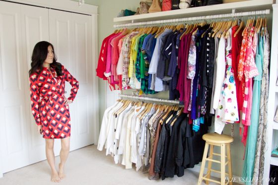 Create your own dream closet closets for Design your own closet
