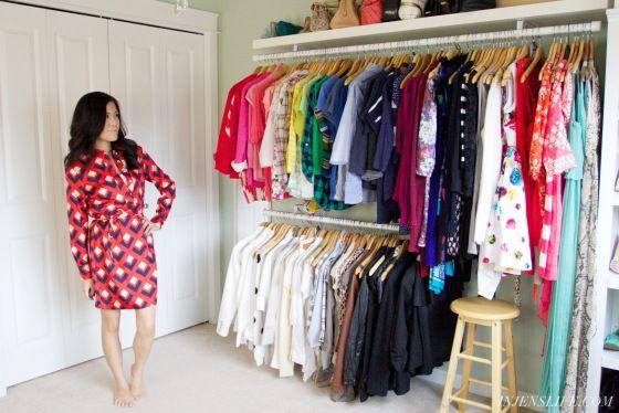 Create your own dream closet // Dream