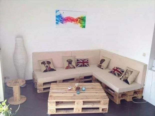 Amazing Uses For Old Pallets 23 Pics Diy Pallet Sofa Diy Pallet Projects Diy Pallet Furniture