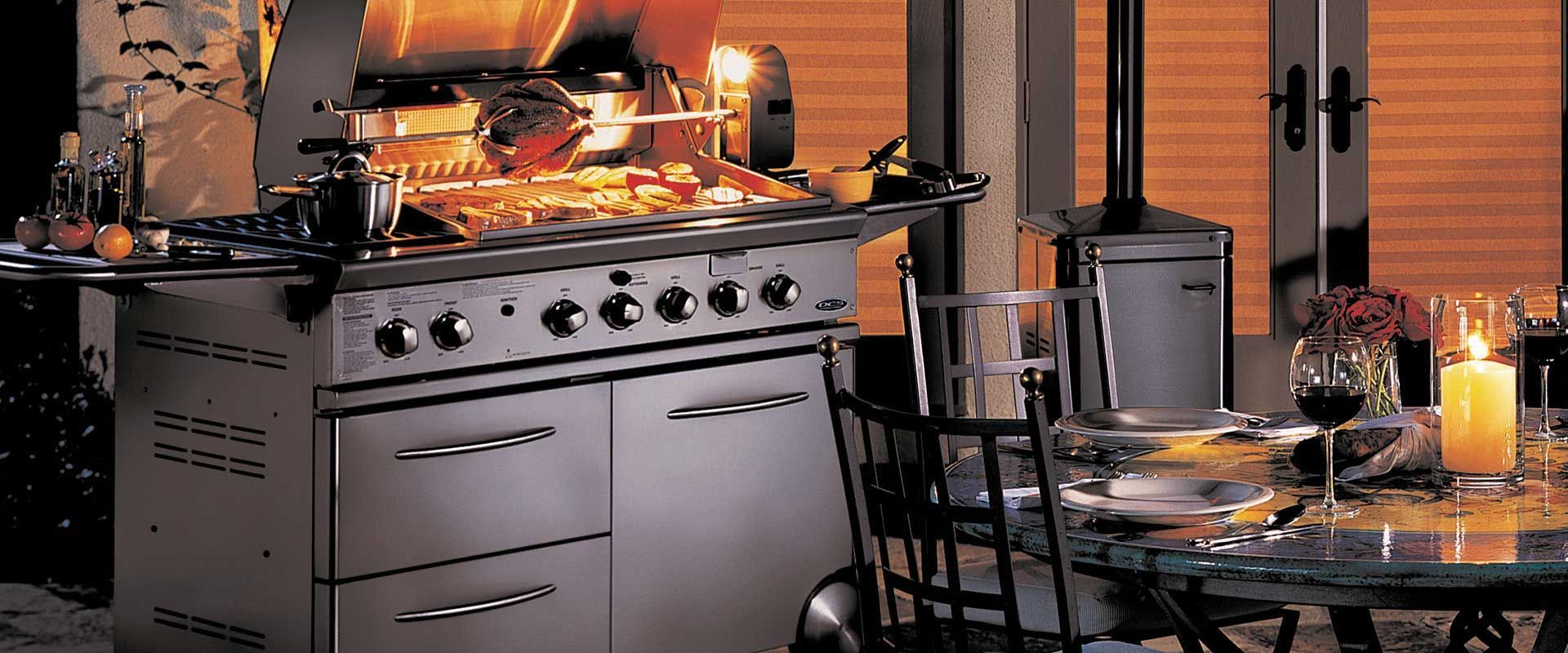 Dcs Grills Provide The Most Amazing Grilling Experience Get Yours Today At Brandster Com Outdoor Kitchen Outdoor Appliances Bbq Grills
