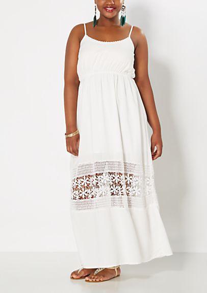 4b42ffade45 Plus Summer Dreamer Maxi Dress