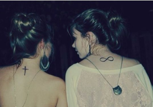 #best #friends #tattoos #forever