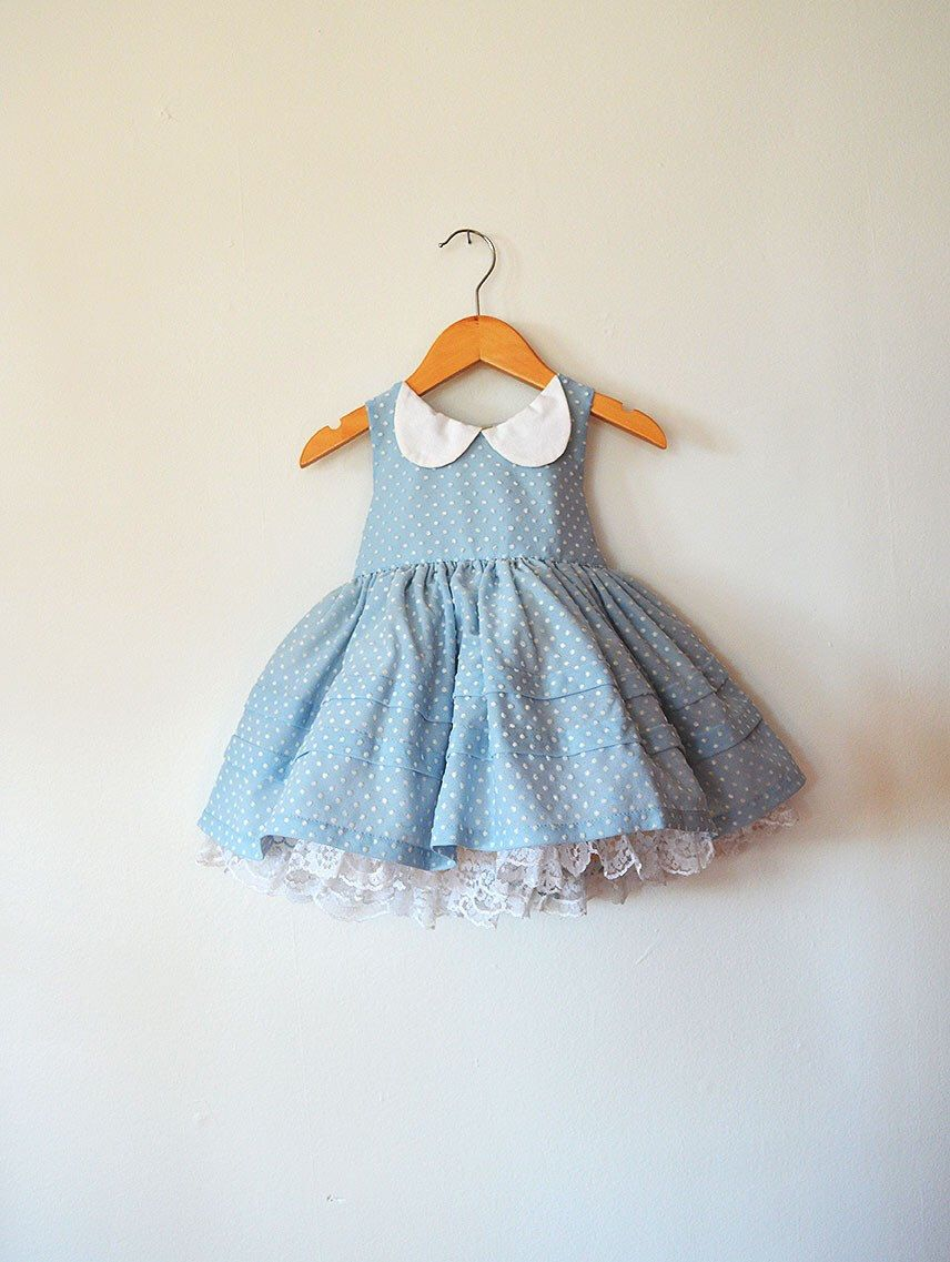 b0ac8a765846 Sweet Bluette with Petticoat by aggieandfrancois on Etsy