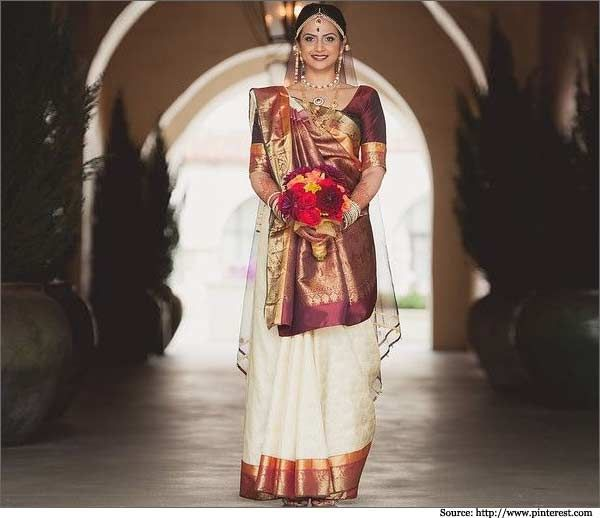 Beautiful Indian Brides With Bridal Wear Outfits Sarees Dresses