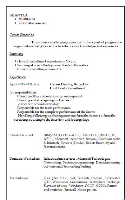 curriculum vitae pdf compilabile free download Sample