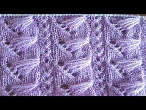 How To Make Cute Tree Design Handmade Sweater Knitting Designs