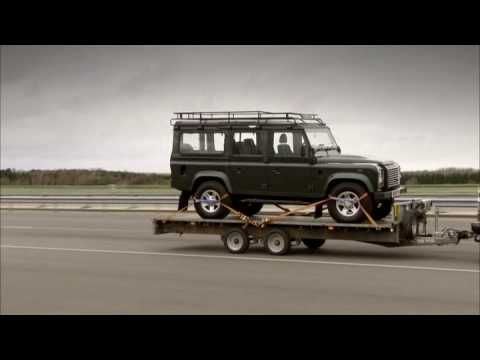 Land Rover S New Stability Assit Technology Makes Towing Hauling Safer And Less Stressful Available On 2010 Range Ro Range Rover Sport Land Rover Range Rover