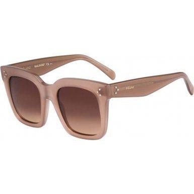 5fb5de2122c88 nice Celine 41076 S Sunglass-0GKY Opal Brown (PP Brown Gradient Lens)