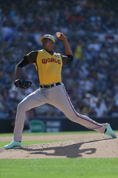 Angel Perdomo, TOR//July 11, 2016 Futures Game at SD