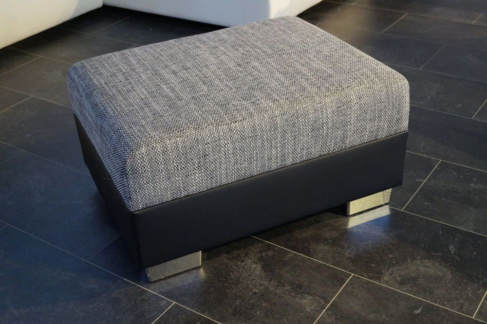 hocker sitzw rfel zu bettsofa sofa couch schlafcou polsterm bel sofa. Black Bedroom Furniture Sets. Home Design Ideas