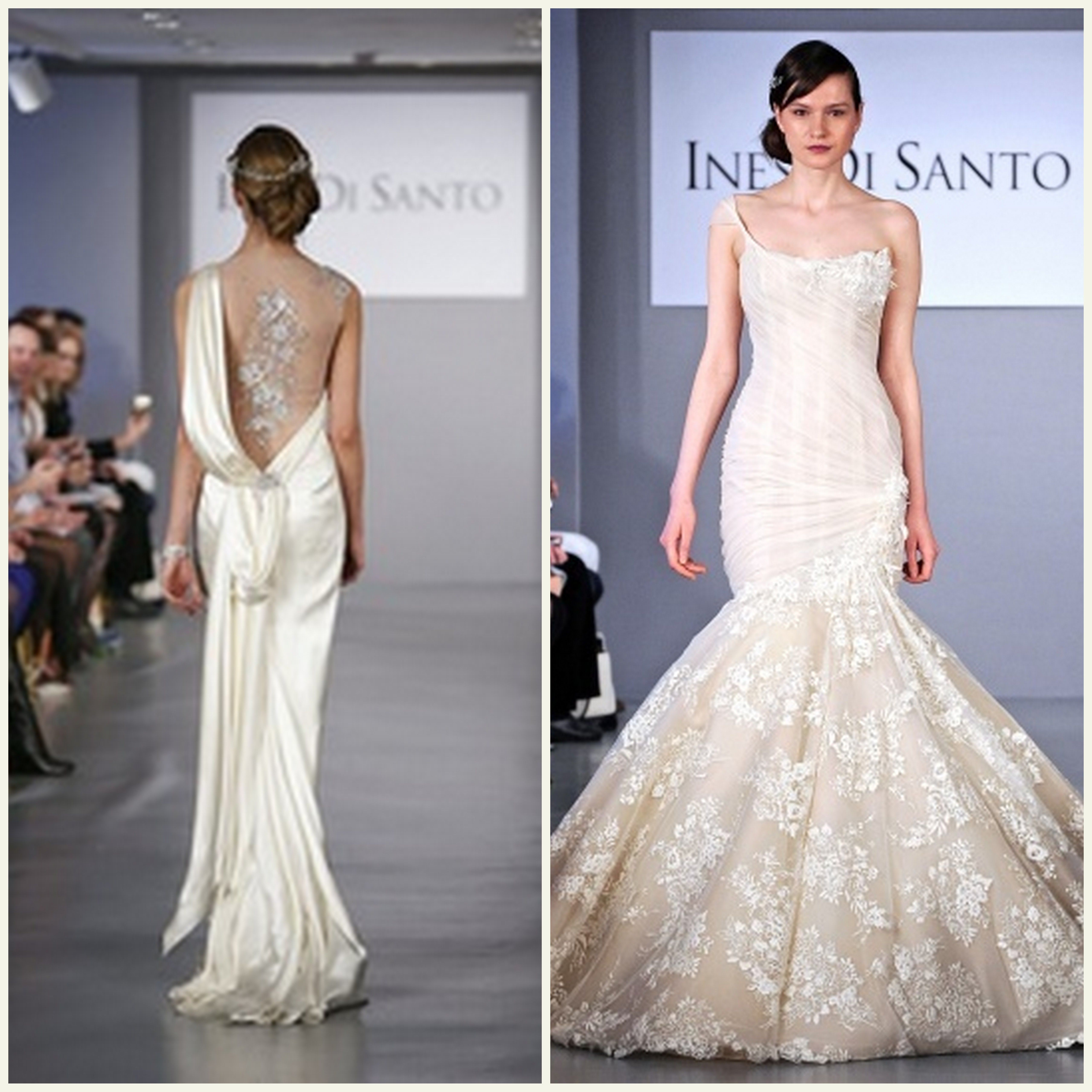 Funky Wedding Gowns: Best Of Spring 2014 Wedding Dresses