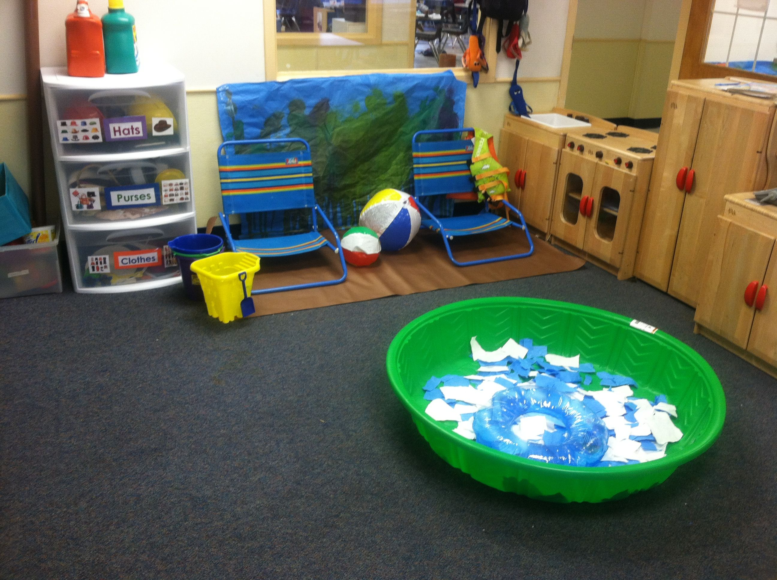 What to expect in preschool: the classroom