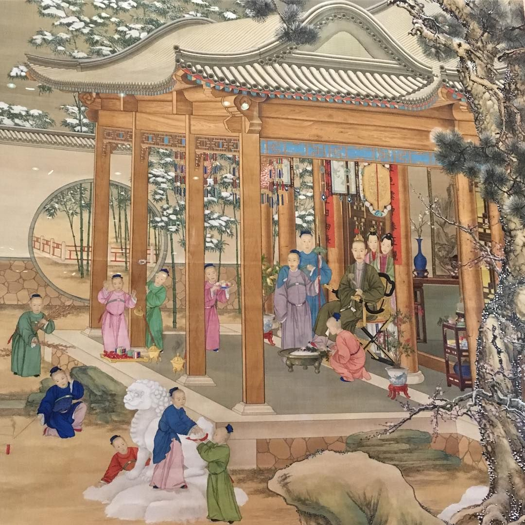 vidaarthk The imperial family - Qianlong emperor and his descends ...