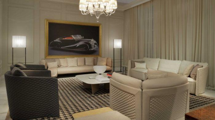 Zeitgenössischer Luxus bei Isaloni 2015