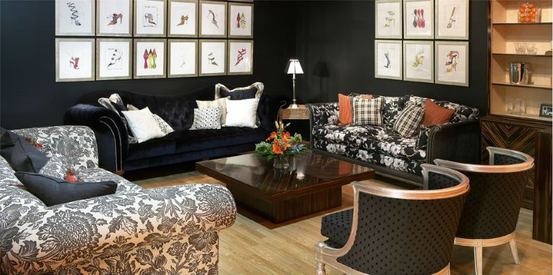 Top 10 Luxury Fabric Brands For Design Furniture At Decorex 2016 Furniture Design Furniture Interior Design