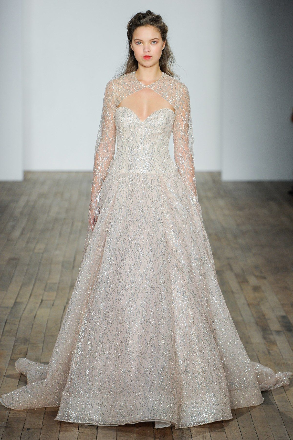 Lazaro Wedding Dresses By Season Lazaro Wedding Dress Ball Gowns Wedding Long Sleeve Wedding Gowns