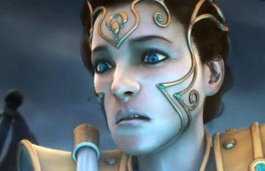God of War - Athena | video games | God of war, Zelda 및 ...